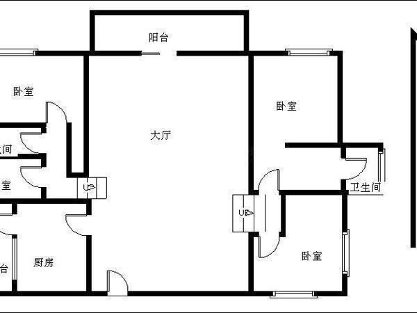 广州时代外滩户型图