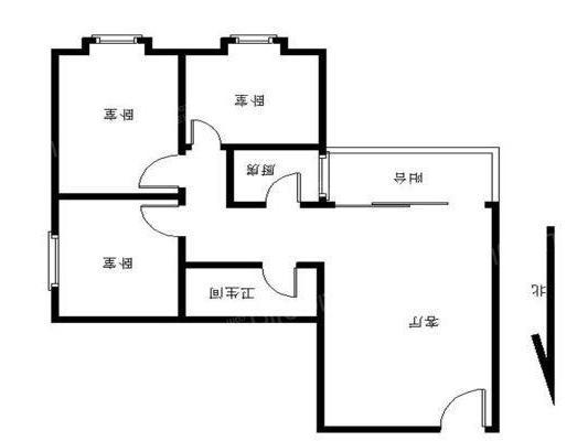 推推99广州房产网第一金碧花园户型图