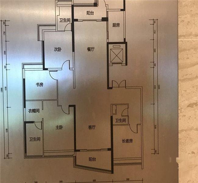 推推99广州房产网雅居乐富春山居户型图