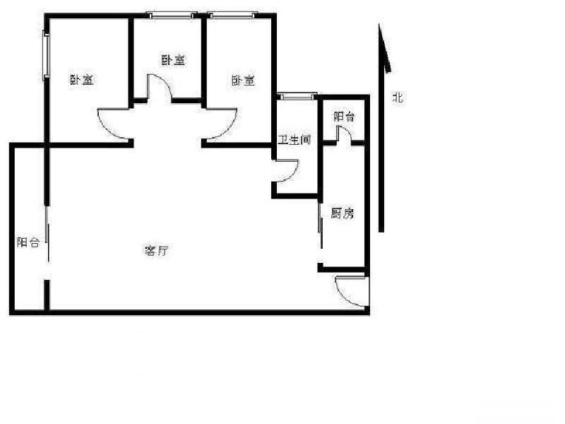 推推99广州房产网城市假日园户型图